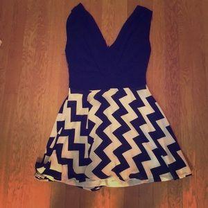 ⚪️⚫️ Pattern Dress